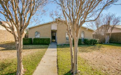 3916 Dickens Dr – Plano